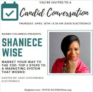 Hosted By NAWBO & Sage Sustainable Electronics